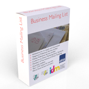Business Mailing List